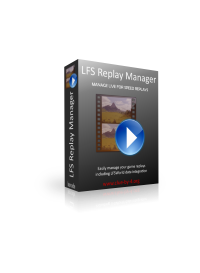 LFS Replay Manager boxshot