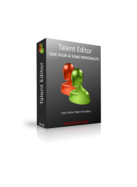 Talent Editor boxshot